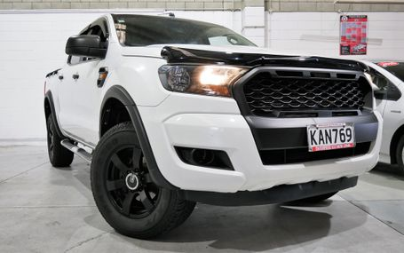 2016 Ford Ranger XL 4X4 PX2 FACELIFT Test Drive Form