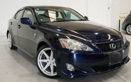 2005 Lexus IS 250 VERSION S 18`` ALLOYS Test Drive Form