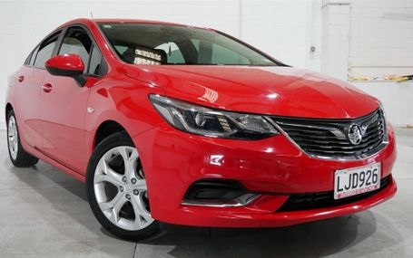 2018 Holden Astra LT NZ NEW Test Drive Form