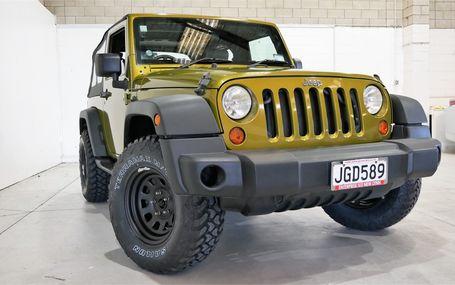 2009 Chrysler Jeep