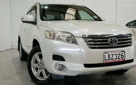 2007 Toyota Vanguard 7 SEATER Test Drive Form