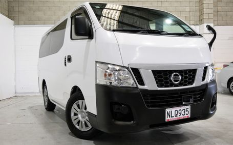 2016 Nissan Caravan