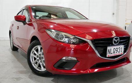 2013 Mazda Axela HYBRID C MULTIPLE AIRBAGS Test Drive Form