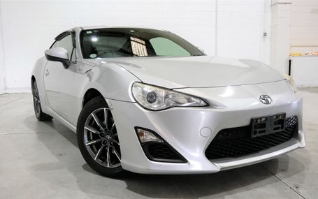 2013 Toyota 86 G 2+2 FASTBACK COUPE Test Drive Form