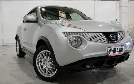 2015 Nissan Juke 18,000 KM'S Test Drive Form