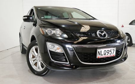 2010 Mazda CX-7 TURBO MULTIPLE AIRBAGS Test Drive Form