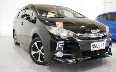 2013 Toyota Wish Enterprise New Lynn
