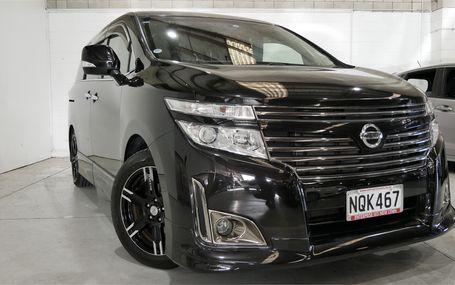2013 Nissan Elgrand