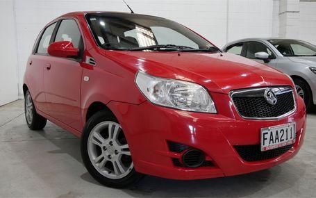 2009 Holden Barina