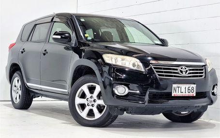 2010 Toyota Vanguard