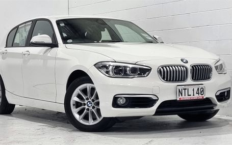 2016 BMW 118d