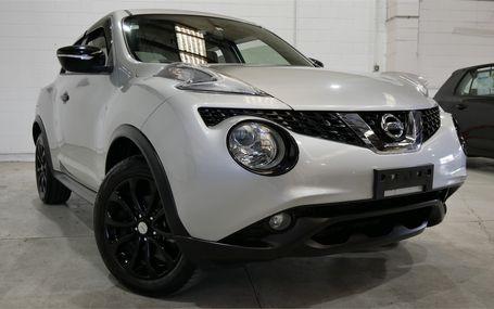 2014 Nissan Juke  Test Drive Form