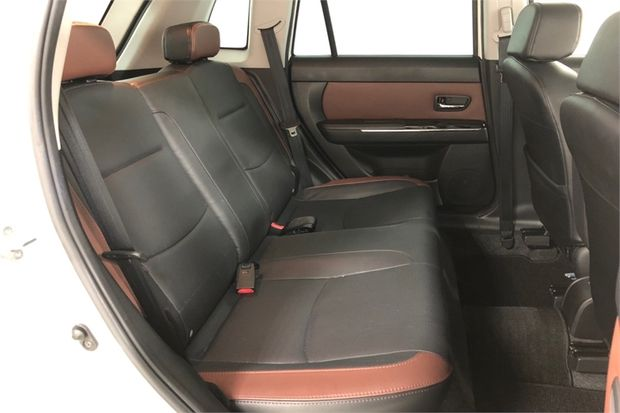 2008 Mazda Verisa