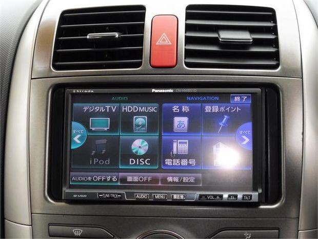 2008 Toyota Auris 150 X