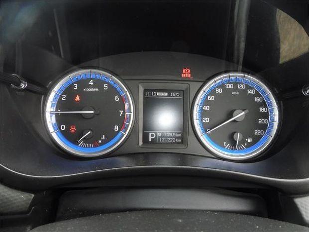 2014 Suzuki S-Cross SX4GLXHC 1.6P/4WD/7CVT/