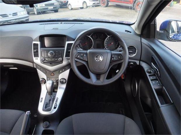 2016 Holden Cruze EQUIPE 1.8P/6AT/HA/5
