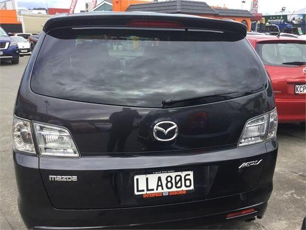 2007 Mazda MPV
