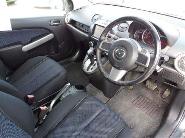 2008 Mazda Demio