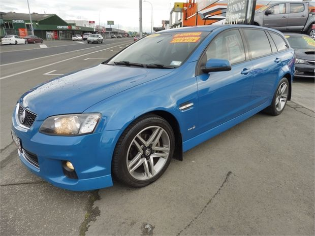 2011 Holden Commodore SV6 WGN AT