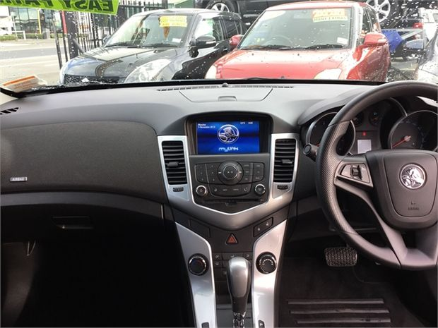 2015 Holden Cruze EQUIPE SDN 1.8 AT