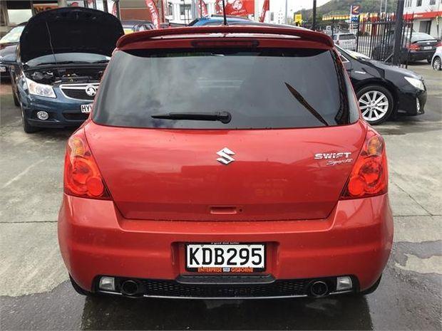 2009 Suzuki Swift Sport 1.6L