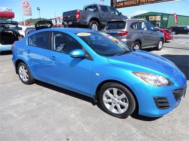 2011 Mazda 3 SEDAN GSX 2.0 5AT