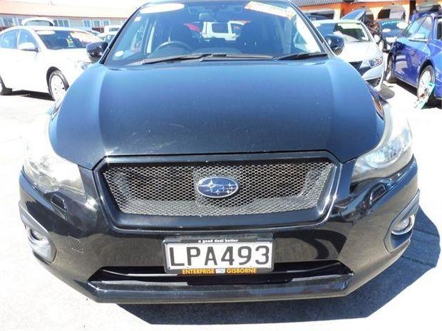 2012 Subaru Impreza Eyesight 2.0L Auto