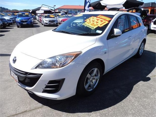 2011 Mazda 3 HATCH GLX 2.0 5AT