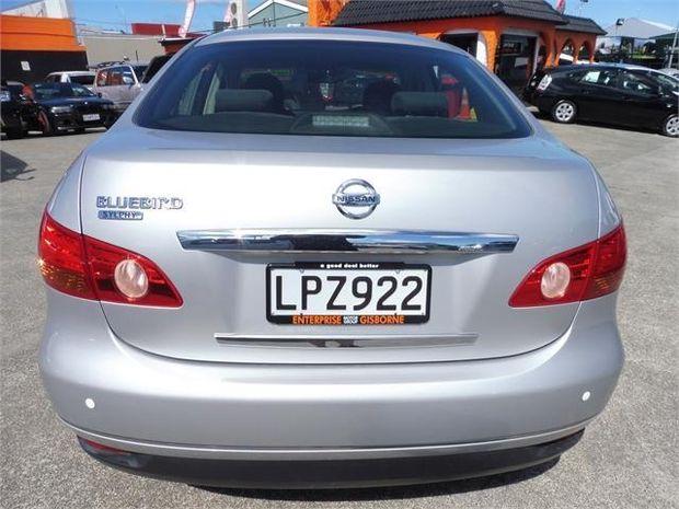 2012 Nissan Bluebird