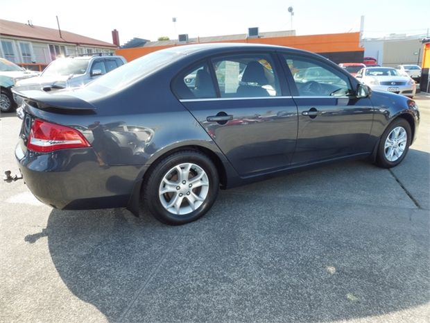 2010 Ford Falcon FG XT SEDAN FA