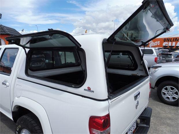 2011 Holden Colorado 4X4 LT CRW PU DSL AT