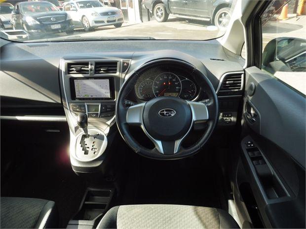 2012 Subaru Trezia