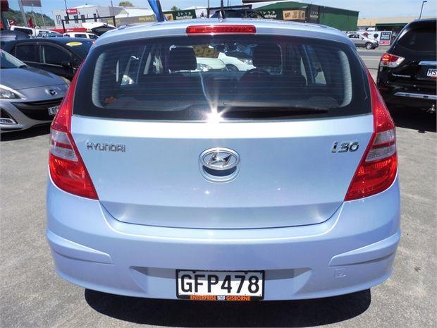 2012 Hyundai i30 1.6 A4