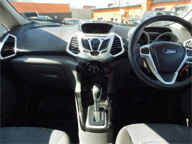 2014 Ford EcoSport TREND 1.5P/6AT/SW/5D