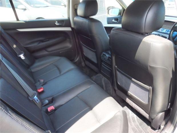 2009 Nissan Skyline 370GT