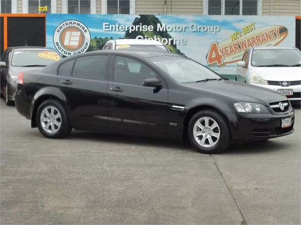 2009 Holden Commodore OMEGA SEDAN AT