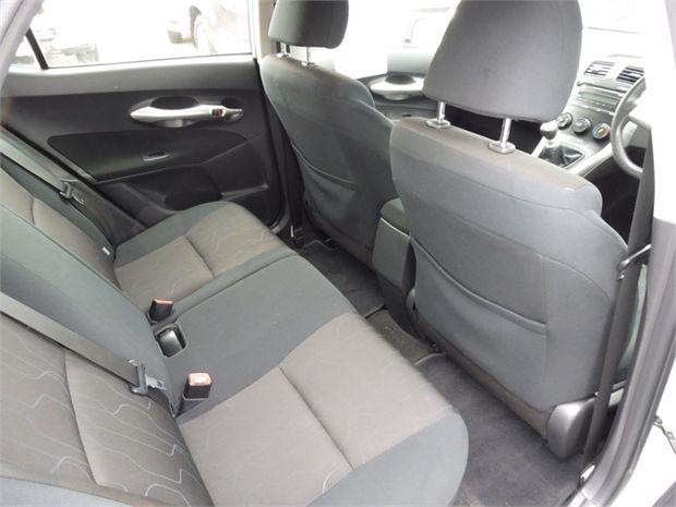 2012 Toyota Corolla 1.8P GX HATCH 5 6M