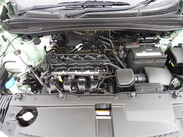 2011 Hyundai ix35 2.0 2WD A6
