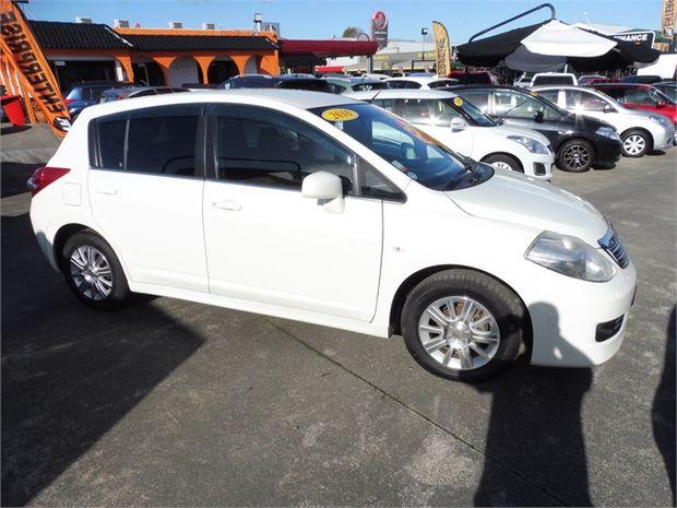 2010 Nissan Tiida AXIS