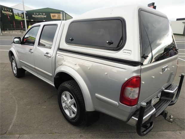 2005 Holden Rodeo 4X4 LT CREW 3L MAN
