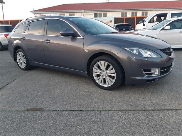 2010 Mazda 6 WAGON GSX 2.5 5AT