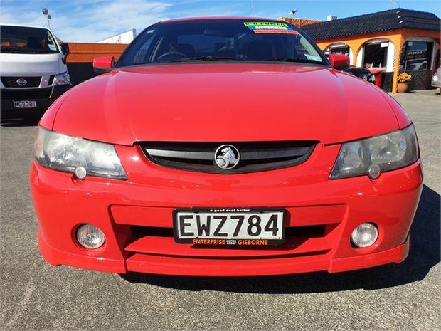 2004 Holden Ute S V6