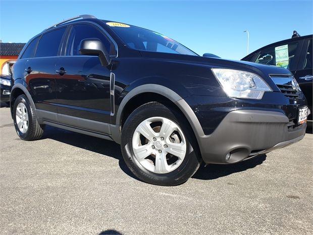 2010 Holden Captiva 5 2.4L AWD AT