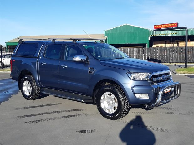 2015 Ford Ranger XLT DOUBLE CAB W/S 3