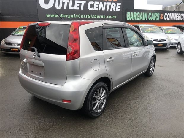 2008 Nissan Note 15M