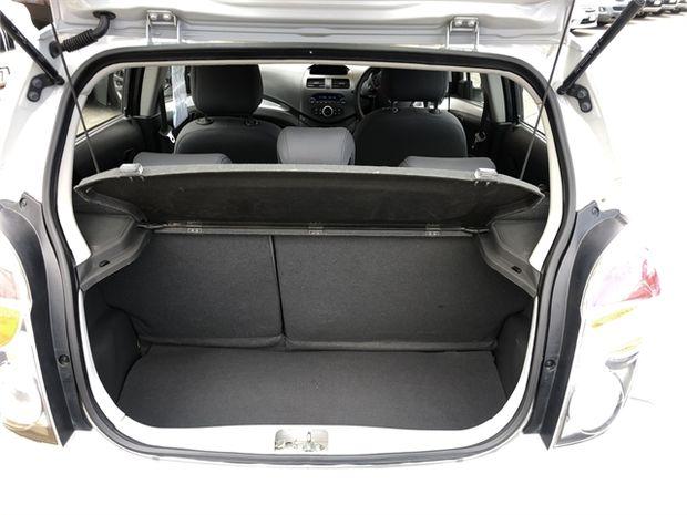 2010 Holden Barina Spark CD MT