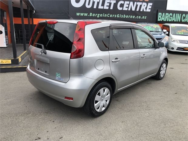2005 Nissan Note 15M
