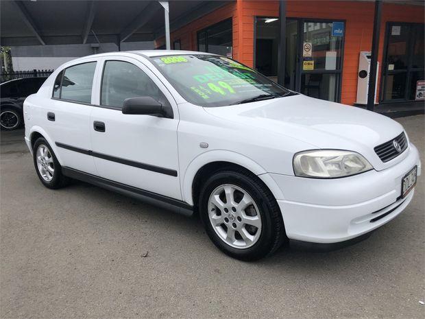 2006 Holden Astra CLASSIC HATCH AUTO
