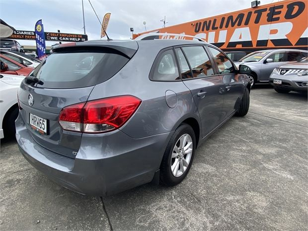 2014 Holden Cruze CD 1.8P/6AT/SW/5S