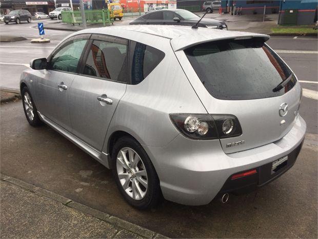 2008 Mazda Axela SPORTS